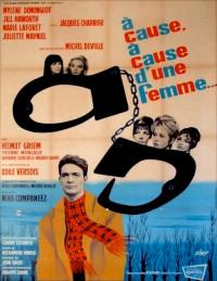 Por causa de una mujer (1963)