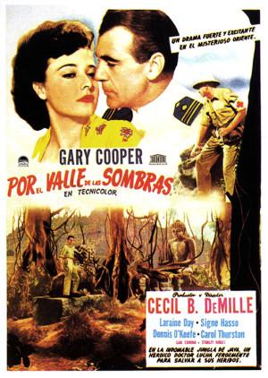 Por el valle de las sombras (1944)