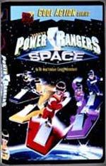 Power Rangers en el espacio (1998)
