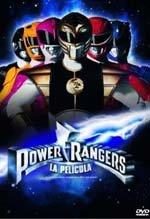 Power Rangers, la película (1995)