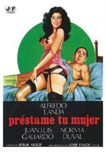 Préstame a tu mujer (1981)