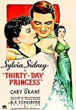 Princesa por un mes (1934)