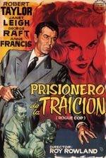 Prisionero de la traición (1954)