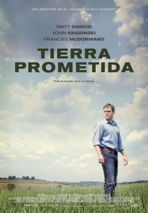 Tierra prometida (Promised Land) (2013)