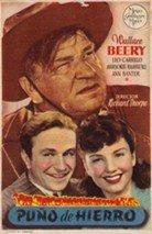 Puño de hierro (1940)