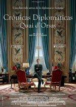 Crónicas diplomáticas. Quai d'Orsay (2013)