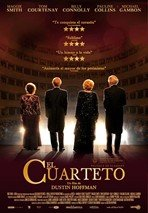 El cuarteto (Quartet) (2012)