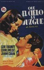 Que el cielo la juzgue (1945)