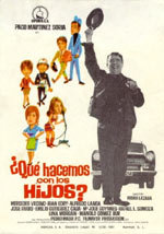 ¿Qué hacemos con los hijos? (1967)