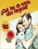 ¿Qué hay de nuevo, cabo Hargrove? (1949)