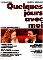 Quelques jours avec moi (1988)