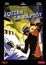 ¿Quién la raptó? (1936)