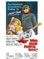 ¿Quién mató a tía Roo?