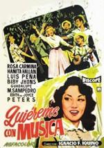 Quiéreme con música (1956)