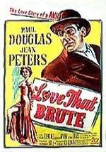 Quiero a ese bruto (1950)