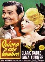 Quiero a este hombre (1941)