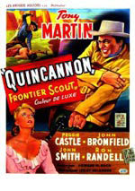 Quincannon, explorador de la frontera