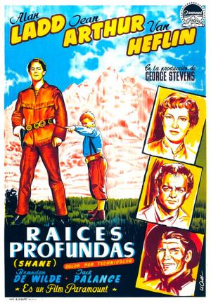 Raíces profundas (1953)