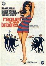 Raquel y sus bribones (1968)