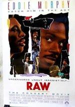 Raw. El show de Eddie Murphy (1987)