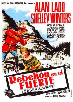 Rebelión en el fuerte (1954)