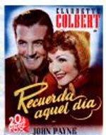 Recuerda aquel día (1941)