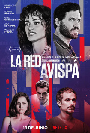 Red avispa (2019)