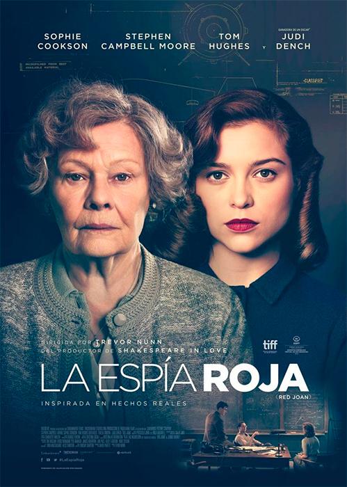 La espía roja (2018)