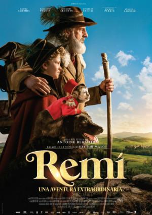 Rémi, una aventura extraordinaria