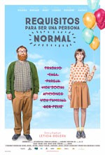 Requisitos para ser una persona normal (2015)