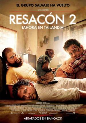 Resacón 2, ¡ahora en Tailandia! (2011)