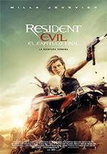 Resident Evil: El capítulo final (2016)