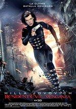 Resident Evil: Venganza (2012)