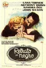 Retrato en negro (1960)