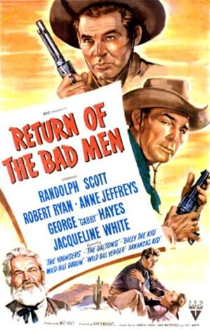 El retorno del bandolero (1948)