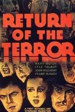 Return of the Terror (1934)
