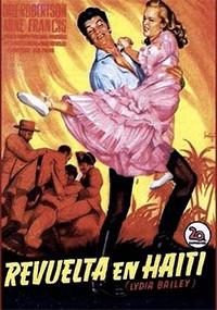 Revuelta en Haití (1952)