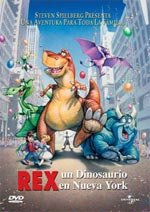 Rex, un dinosaurio en Nueva York (1993)