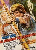 Robin Hood, el arquero invencible (1970)