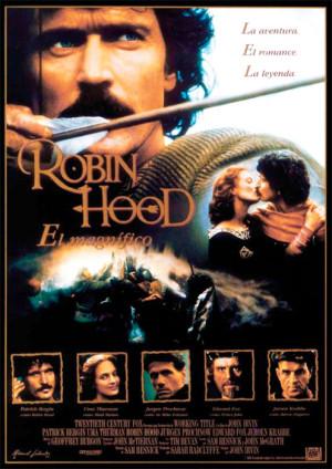 Robin Hood, el magnífico