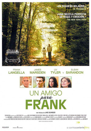 Un amigo para Frank (2012)