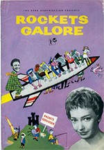 Rockets Galore (1958)
