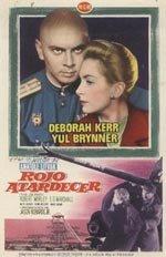 Rojo atardecer (1959)