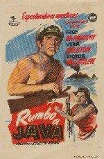 Rumbo a Java (1953)