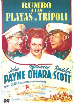 Rumbo a las playas de Tripoli (1942)