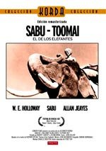 Sabu-Toomai el de los elefantes (1937)