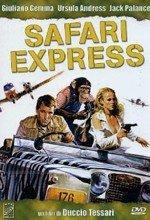 Safari Express (1976)