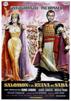 Salomón y la reina de Saba (1959)