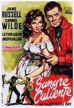 Sangre caliente (1956)