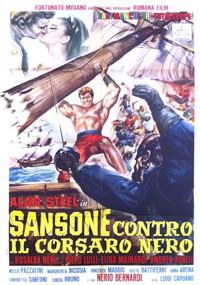 Sansón contra el corsario negro (1964)